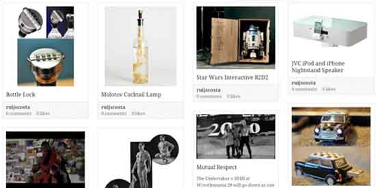 Masonry Pinterest Web Design Layouts (8)
