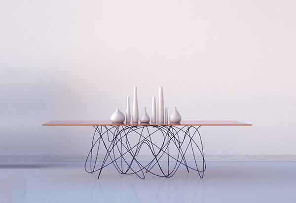 16-A Table Design Inspired By Quantum Physics