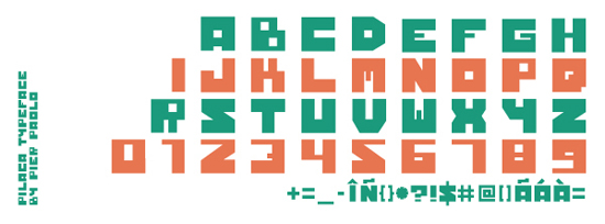 4. Pilaca-Free-Fonts