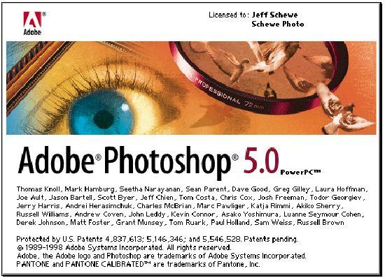5. Version 5.0 – 1998