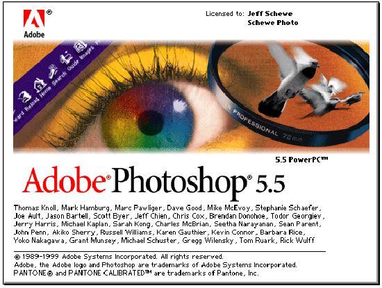 7. Version 5.5 – 1999: