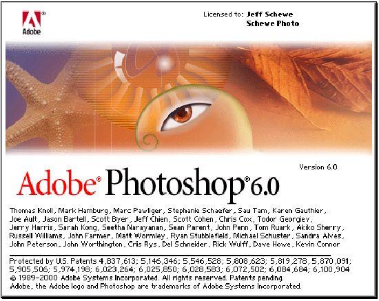 8. Version 6.0 – 2000: