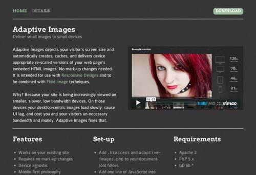 Adaptive Images
