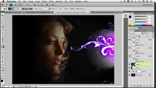 14.  Photoshop CS4 – 2008: