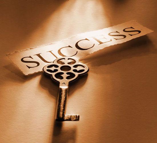 Determination towards success