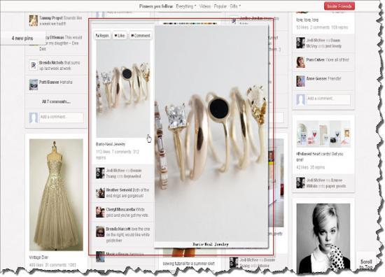 Pinterest Zoom
