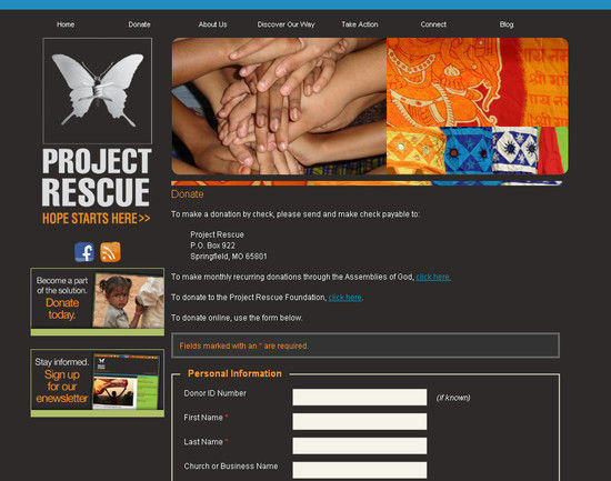 Project Rescue Foundation