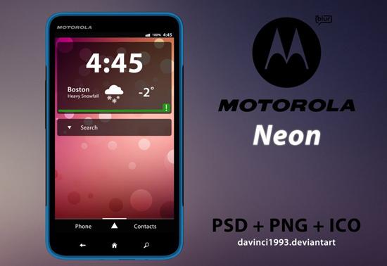 Motorola Neon