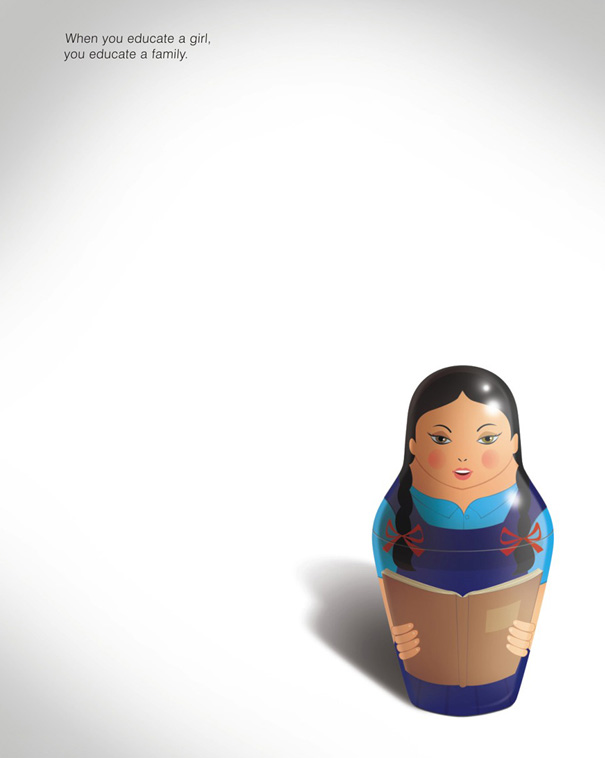 Mass Education: Russian Doll