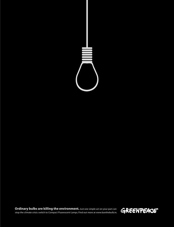 Greenpeace: Bulb