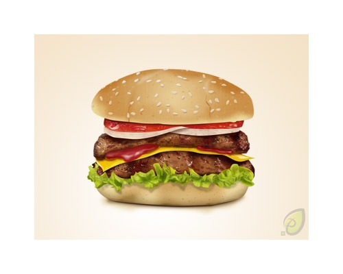 34-hamburgericonpsdfile