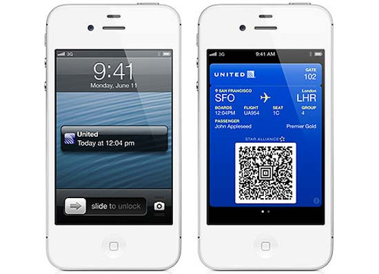 5. Passbook App