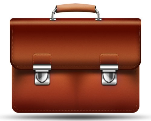 9-businessbriefcaseicons