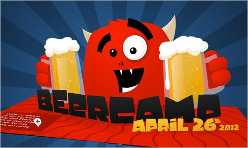 Beercamp- An Experiment With CSS 3D