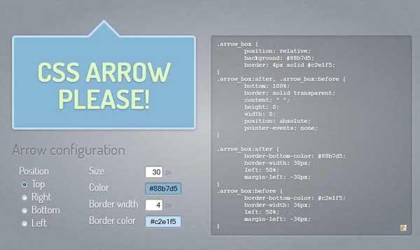 CSS Arrow Please-2