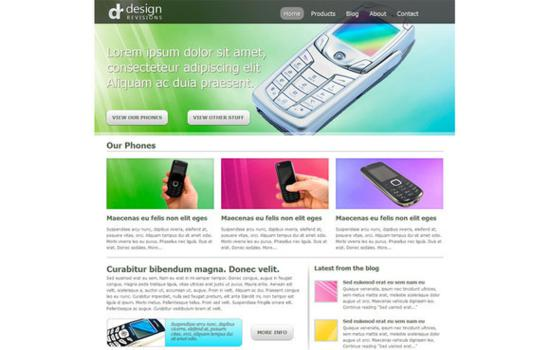 Code a Vibrant Professional Web Design with HTML5-CSS3
