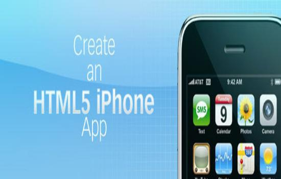 Making an HTML5 iPhone App