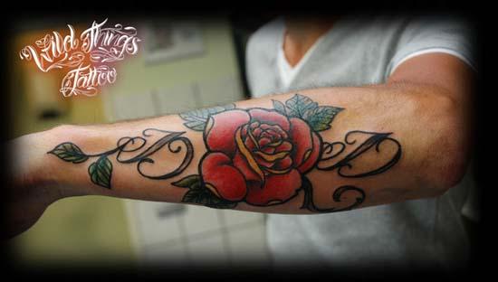 30 Beautiful Arm Tattoos Design