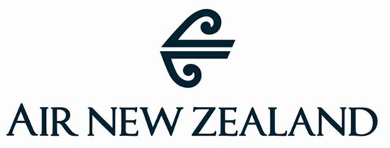Air new zealand Airplans Logos