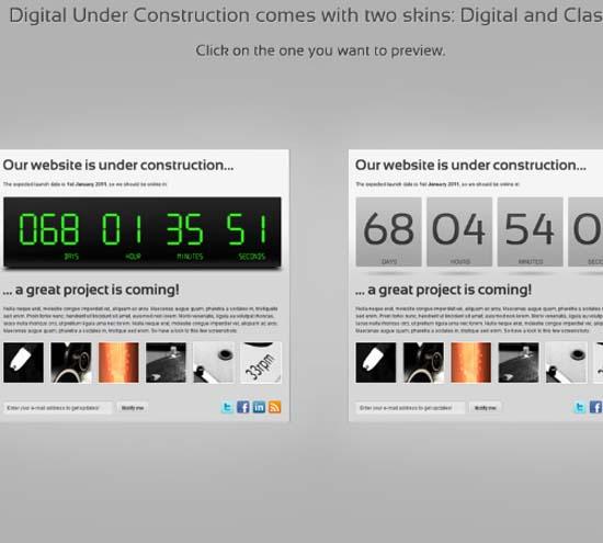 Digital Under Construction