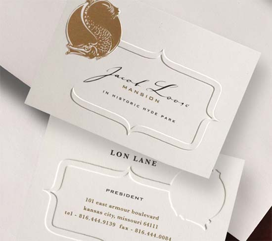 Embossed-Business-Cards