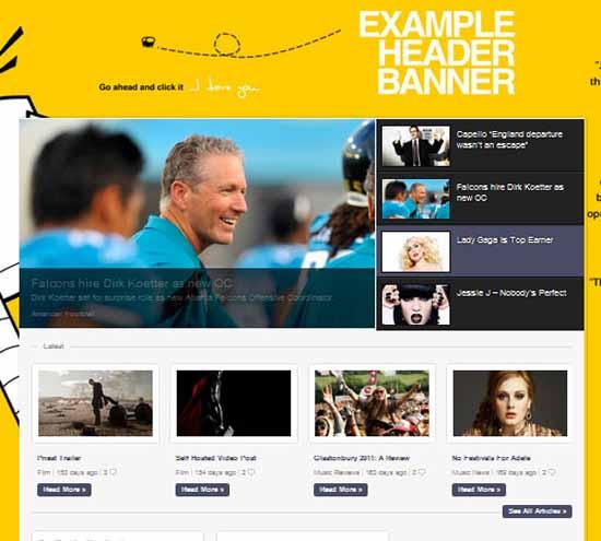 The Network – Magazine WordPress Theme