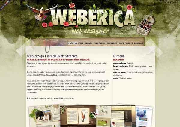 Weberica