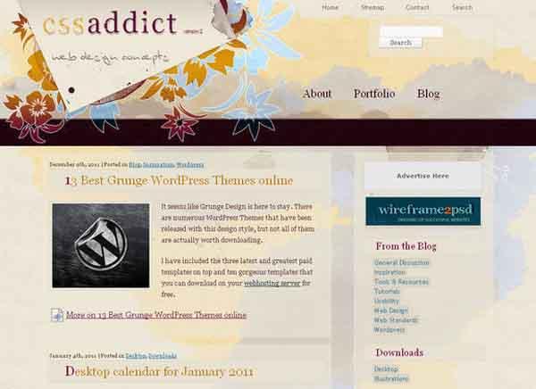 CSS Addict