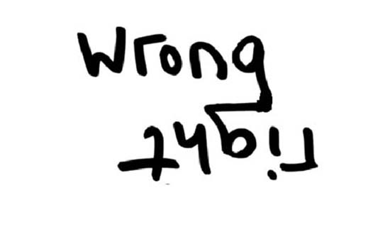 wrong ablity