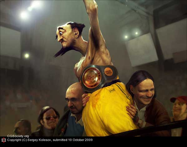 10-Old Man Win, Sergey Kolesov (2D)