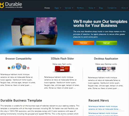 17-Durable-wp-business-responsive