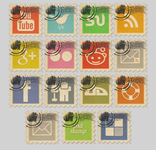 18-vintage-stamps-icons