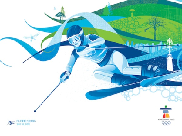 2012 Olympic Ad Photo