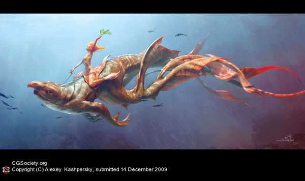 3-Atlantis Herald, Alexey Kashpersky (3D)