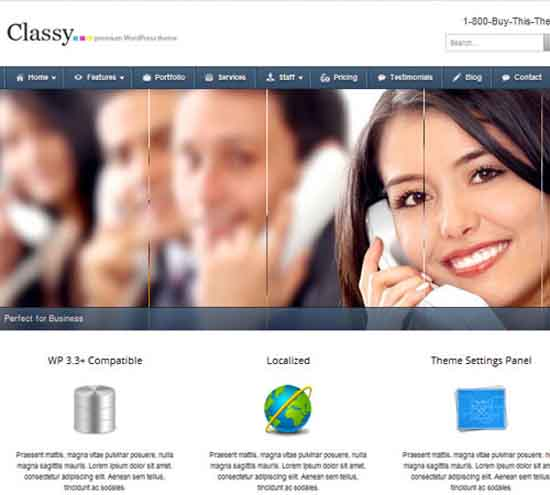 3-Classy-wp-business-responsive