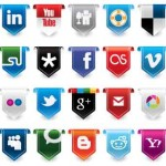 33-New Social Media Icon Set