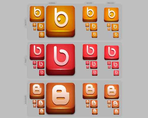 38-Lifetime Social Network Icons