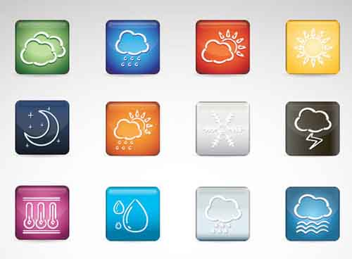 41-Weather Icons