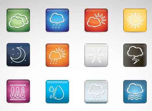 41-Weather Icons