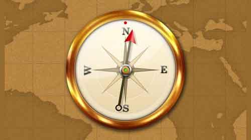 46-Compass icon