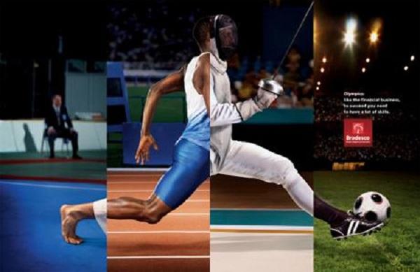 Clever Bradesco Olympics Ads