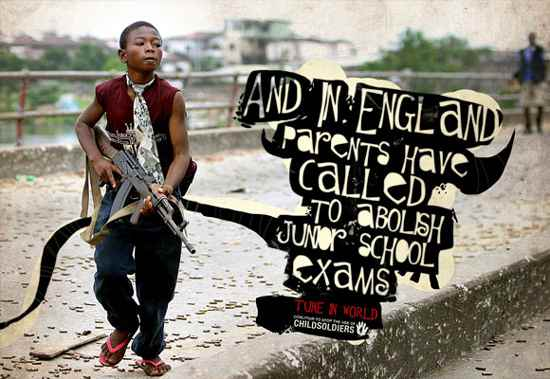 Coalition to Stop the Use of Child Soldiers England