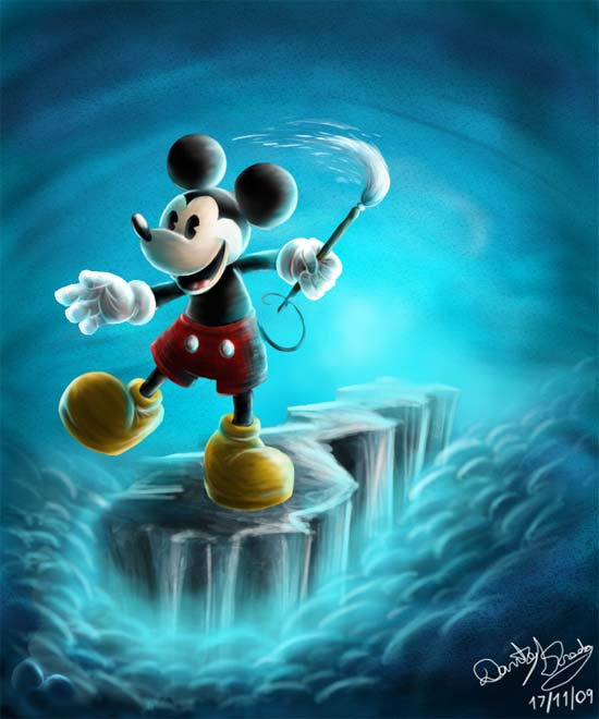 Mickey mouse Epic Wallpaper