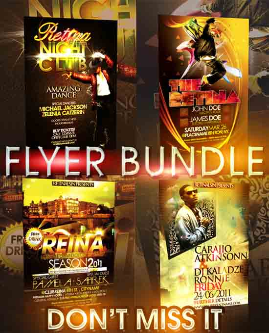 Flyer Bundle