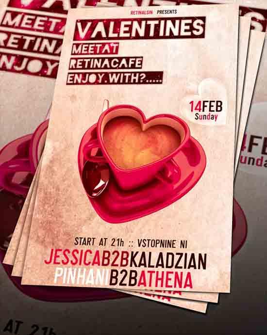 ValentinesFlyer Design