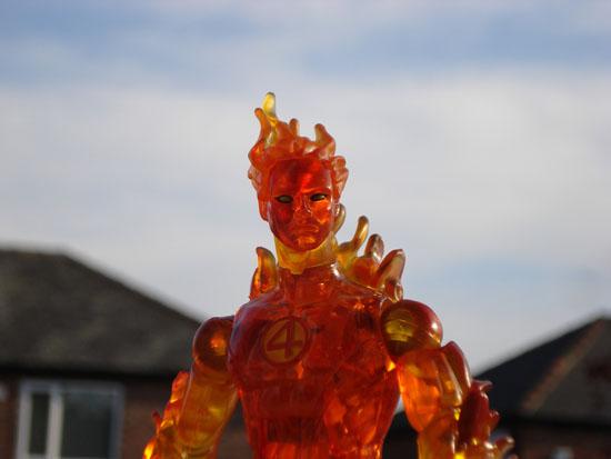 PlasticHuman Torch