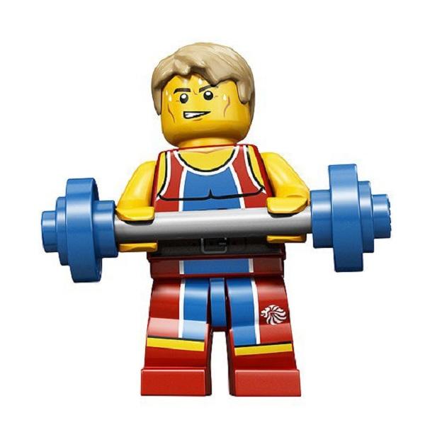 Lego Olympics 2012 advertisement