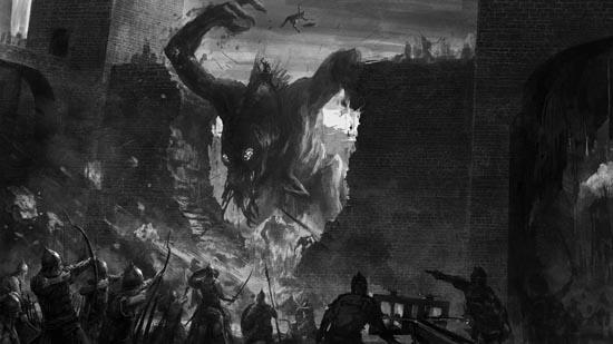 MonsterEpic Wallpaper