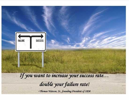 Increase Success rate