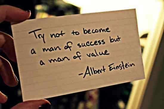 Man Of Success